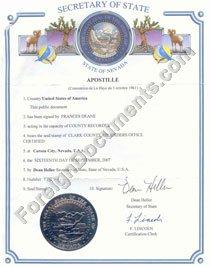 Bajrafil marriage certificate
