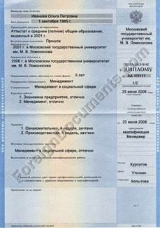 certified translation of transcripts addendum to russia diplomas translation of addendum to russia diploma