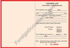 certified translation of latvian high school diploma